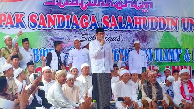 Tak Hanya Doa, Ulama dan Satri Madura Juga Sumbang Kemenangan Prabowo-Sandi