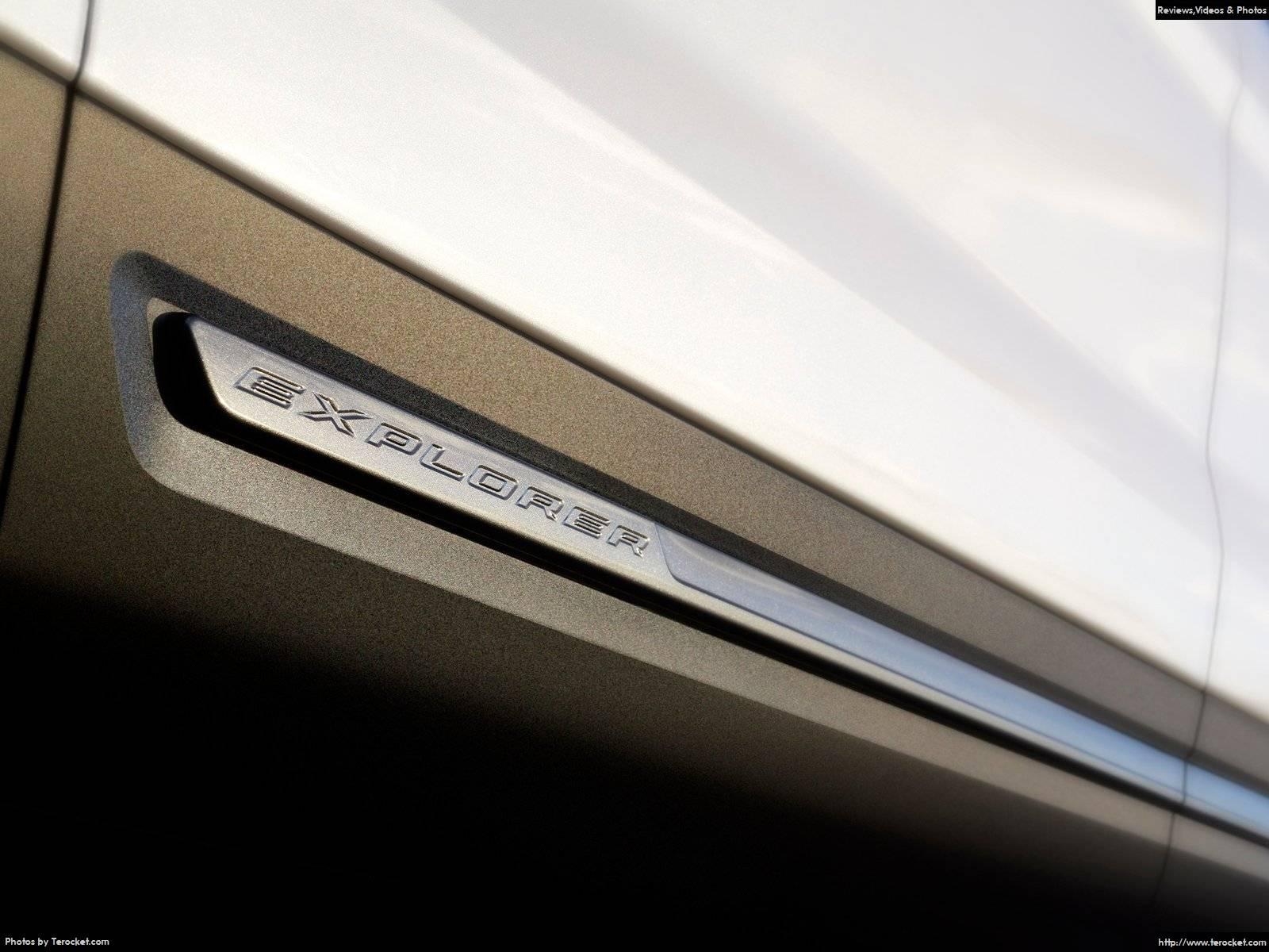 Hình ảnh xe ô tô Ford Explorer XLT Sport Appearance Package 2017 & nội ngoại thất