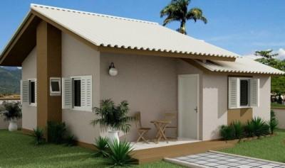Contoh Desain Rumah Minimalis Sederhana Type 36