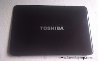 Casing Laptop TOSHIBA C840