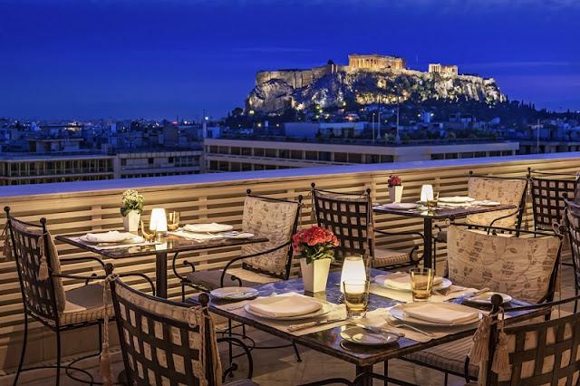 Restaurantes em Atenas, Grécia