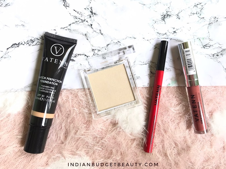 VATENN Italy Cosmetics REVIEW | Lipstick, Eyeshadow, Foundation & Eyeliner