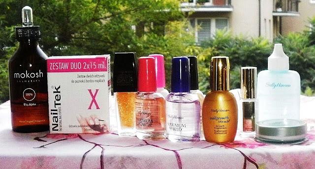 Kosmetyki do pielęgnacji dłoni