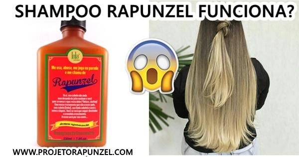 shampoo rapunzel lolla funciona