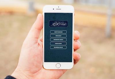 Aplikasi Shahih Bukhari