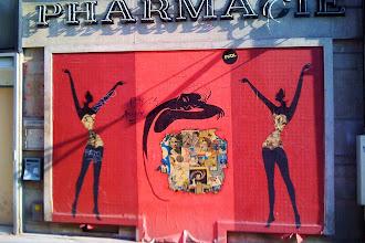 Street Art : Franck Duval aka FKDL - Expositions au Bon Marché et à la Since Upian Gallery Paris - Jusqu'au 12 septembre 2012