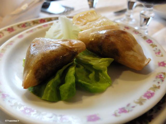 restaurant couscous marocain aux trois 3 marches paris 17