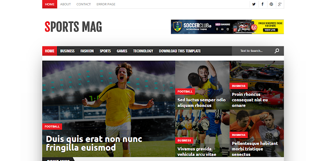 SportsMag A Responsive
