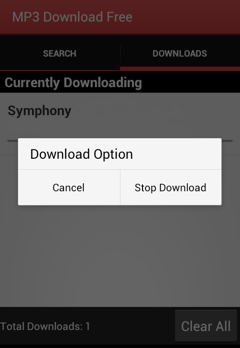 Alvart Android App: Download MP3 Song and Music For Android