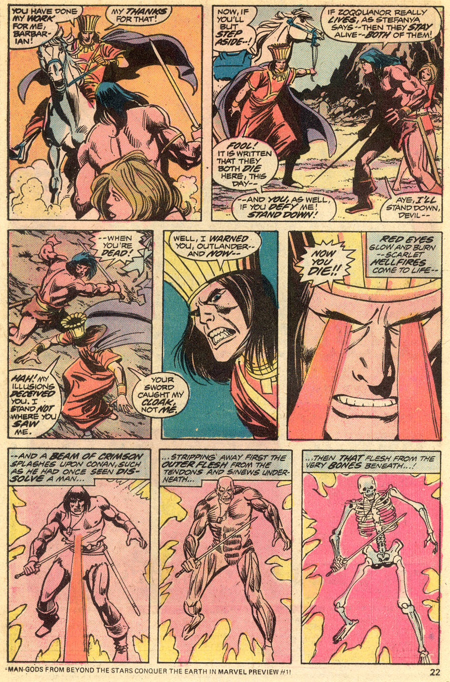 Conan the Barbarian (1970) Issue #51 #63 - English 14
