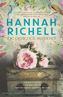 The Peacock Summer by Hannah Richell book cover