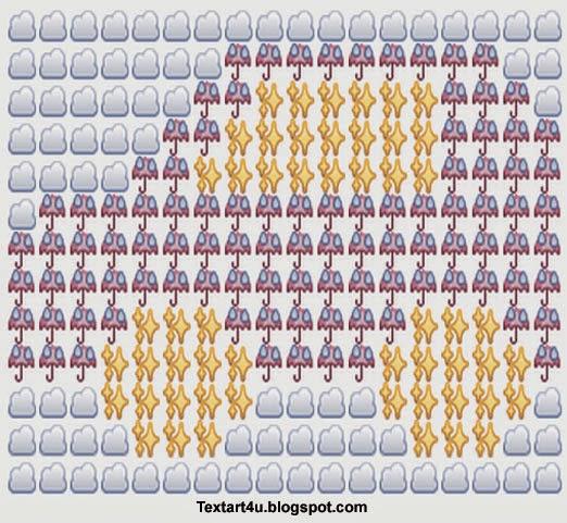Car Emoji Art For Facebook Comments  Cool Ascii Text Art 4 U-4784