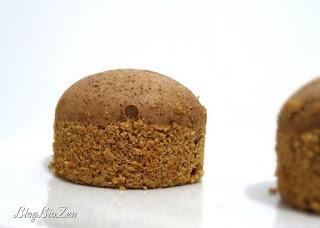 Petits moelleux confit miel noisettes sans gluten sans lactose aux pépites de chocolat noir