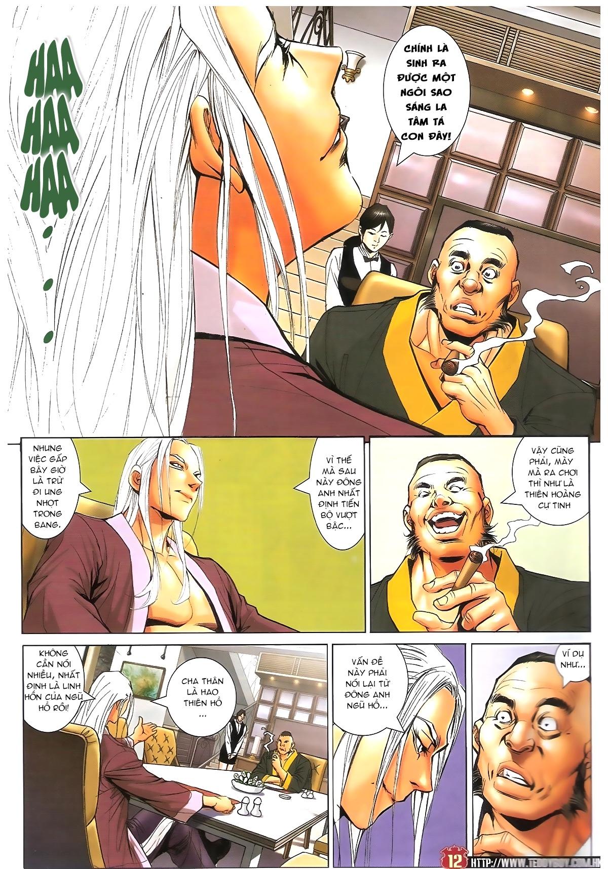 Người Trong Giang Hồ - Chapter 1595: Hắc Đạo Minh Tinh - Pic 9