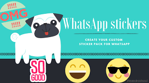Create your photo like WhatsApp Stickers