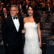 newgersy/EXCLUSIVE: Amal Clooney to Give Birth to Twins 'Any Day Now,' Source Says