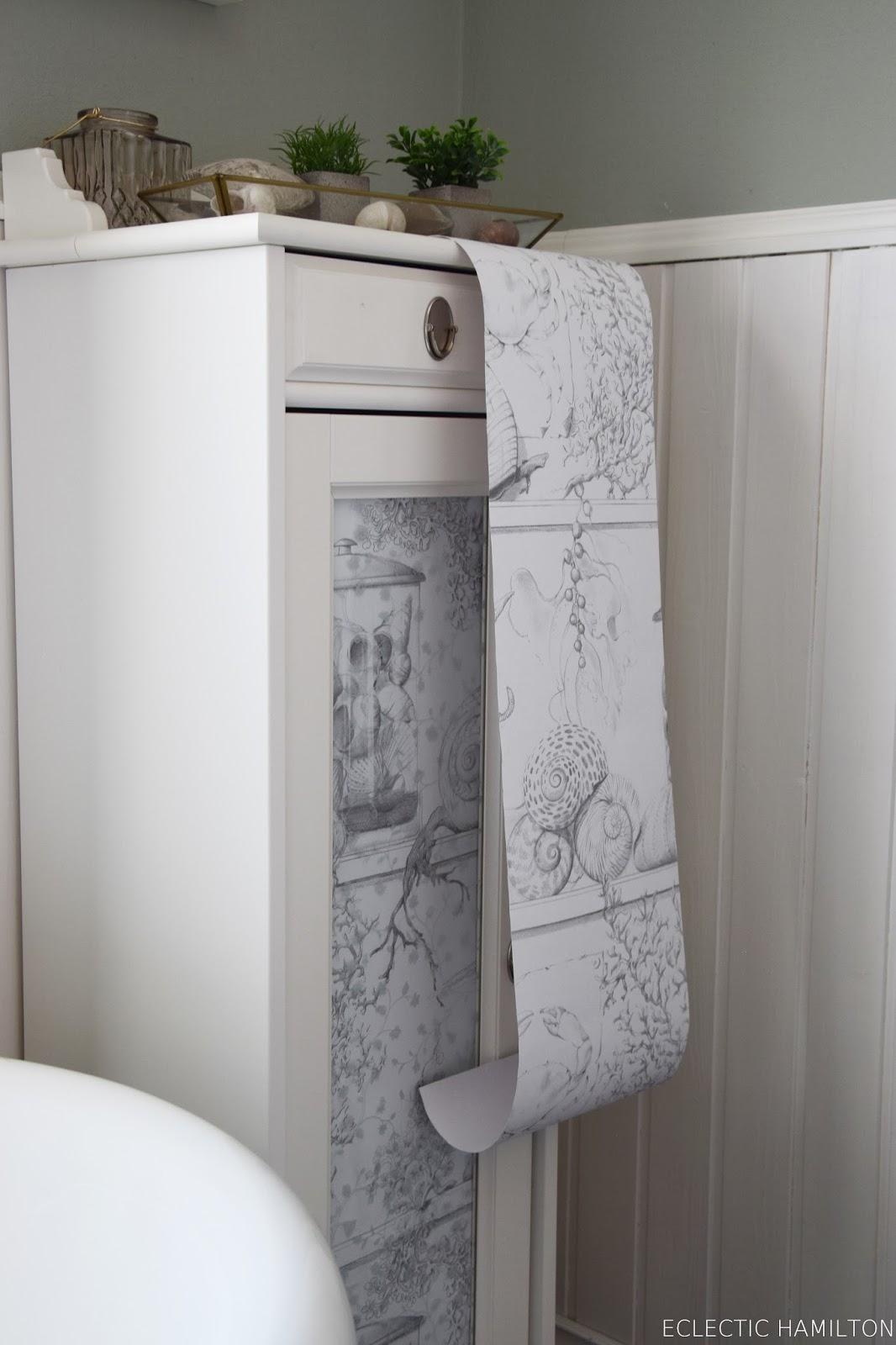 bad schrank blickdicht verschönern einfach easy diy selber machen badezimmer