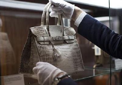 Beg Tangan Termahal Di Dunia