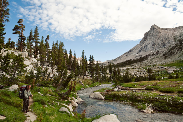live inspired: high sierra trail   day 2   bearpaw to