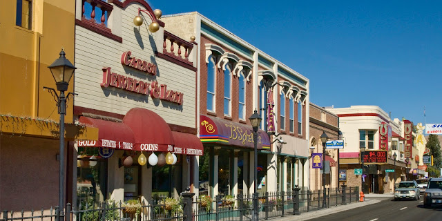 Carson City Vacation Packages, Flight and Hotel Deals