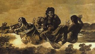 Goya, The Fates