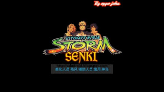 Naruto Shippuden Ninja Storm Senki v1.17 Apk(new)