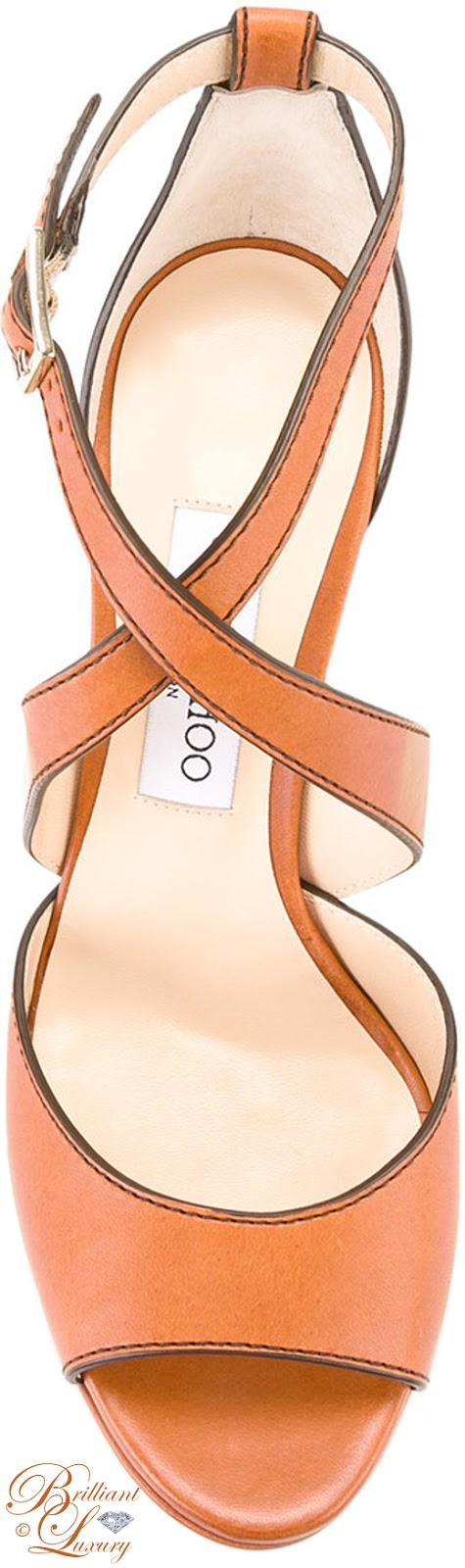 Brilliant Luxury ♦ Jimmy Choo April Sandals