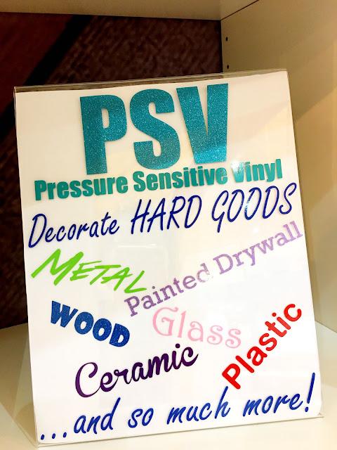 siser glitter vinyl, sticky vinyl, glossy vinyl, heat transfer vinyl