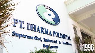 Lowongan Kerja Terbaru D3 Staff IT PT. Dharma Polimetal (DP) Delta Silicon Cikarang