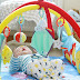 "East Coast ""Say Hello"" 4-in-1 Discovery World Play Gym 