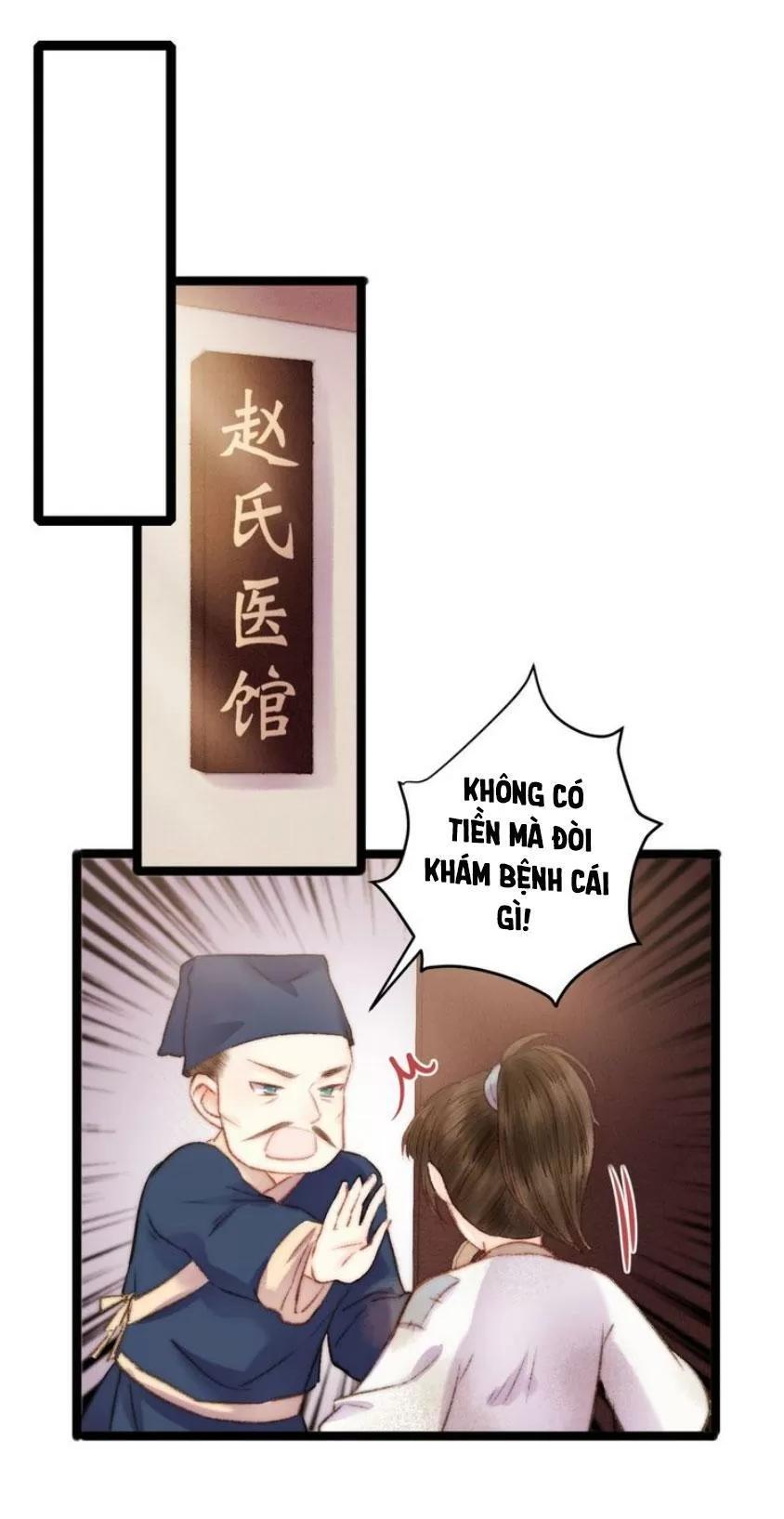 Nàng Phi Cửu Khanh - Thần Y Kiều Nữ chap 57 - Trang 18