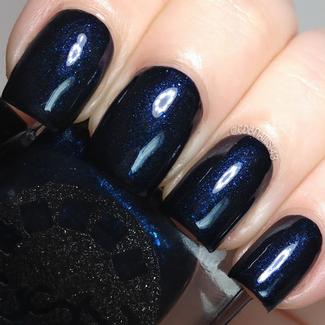 Cinema Swatch Lacquer-Locutus of Borg