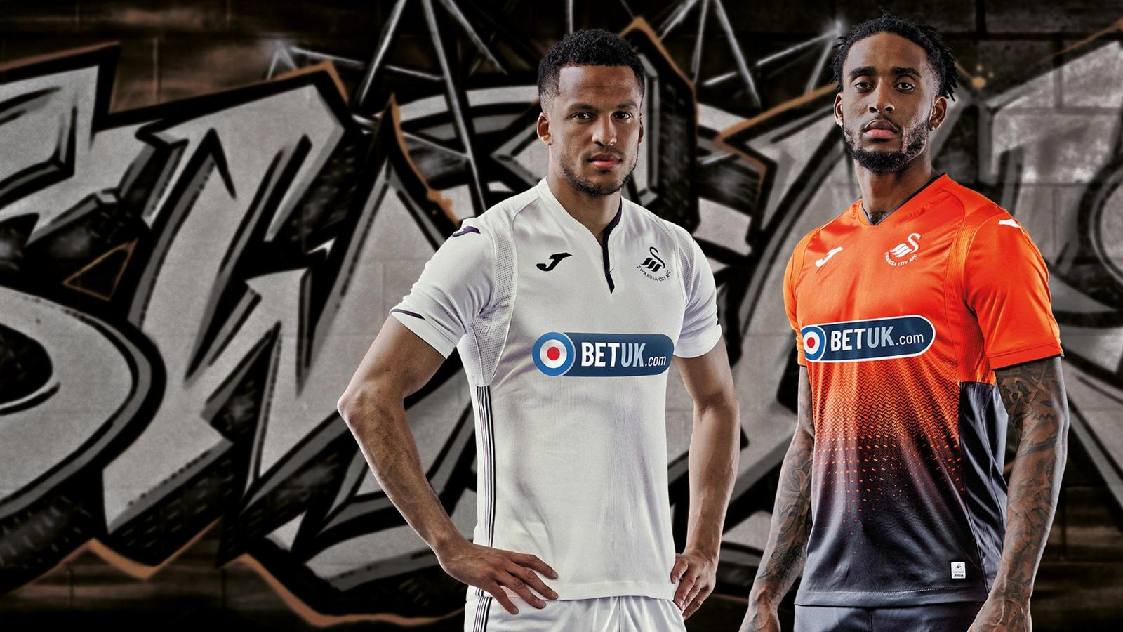 new york f2ed7 899f7 Swansea City 18-19 Home & Away Kits Revealed - Footy Headlines
