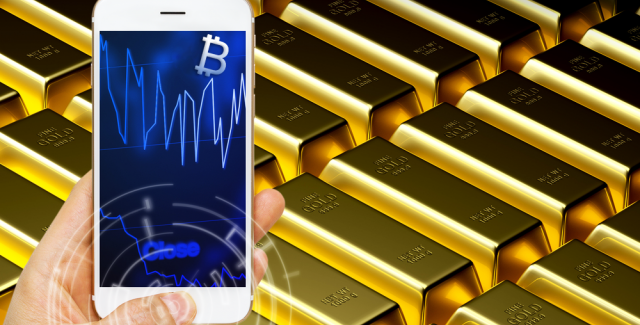 Bitcoin và vàng có mối tương quan như thế nào?