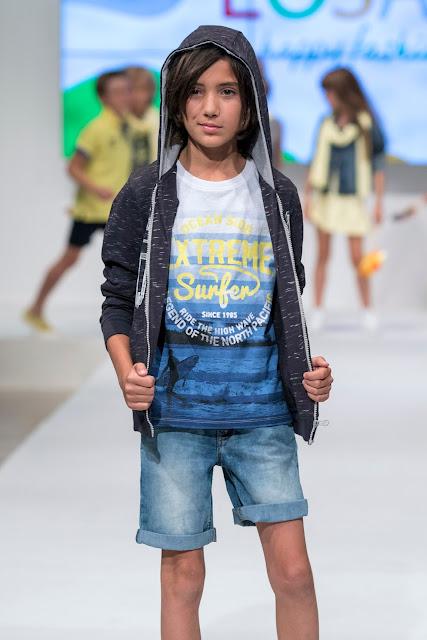 Verano moda infantil Losan