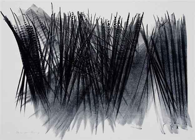 Resultado de imagen de Hans Hartung