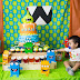 A Monster Bash To Ring In Noah's First Year!