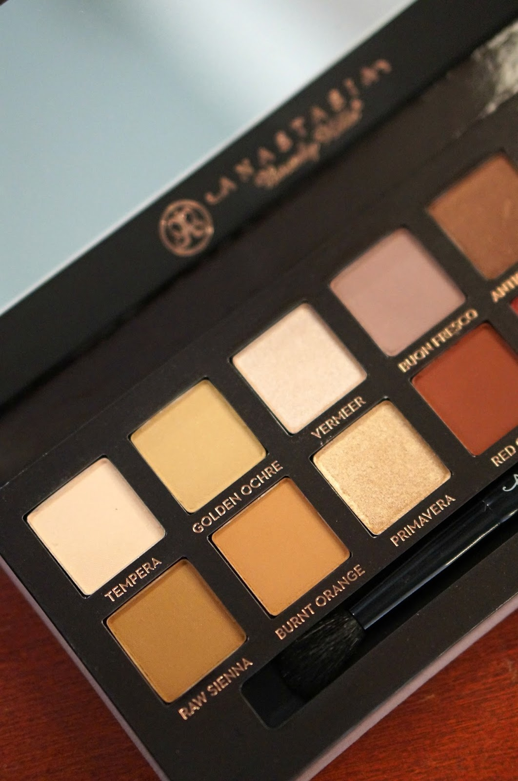 Rebecca Lately Anastasia Beverly Hills Palette