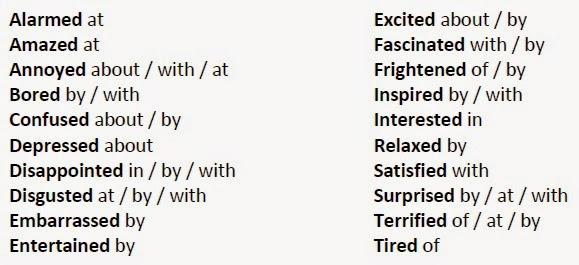 Igeek 22 Uso De Adjetivos Ing Y Ed Para Describir