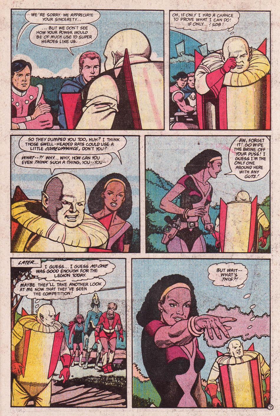 Read online Secret Origins (1986) comic -  Issue #46 - 33