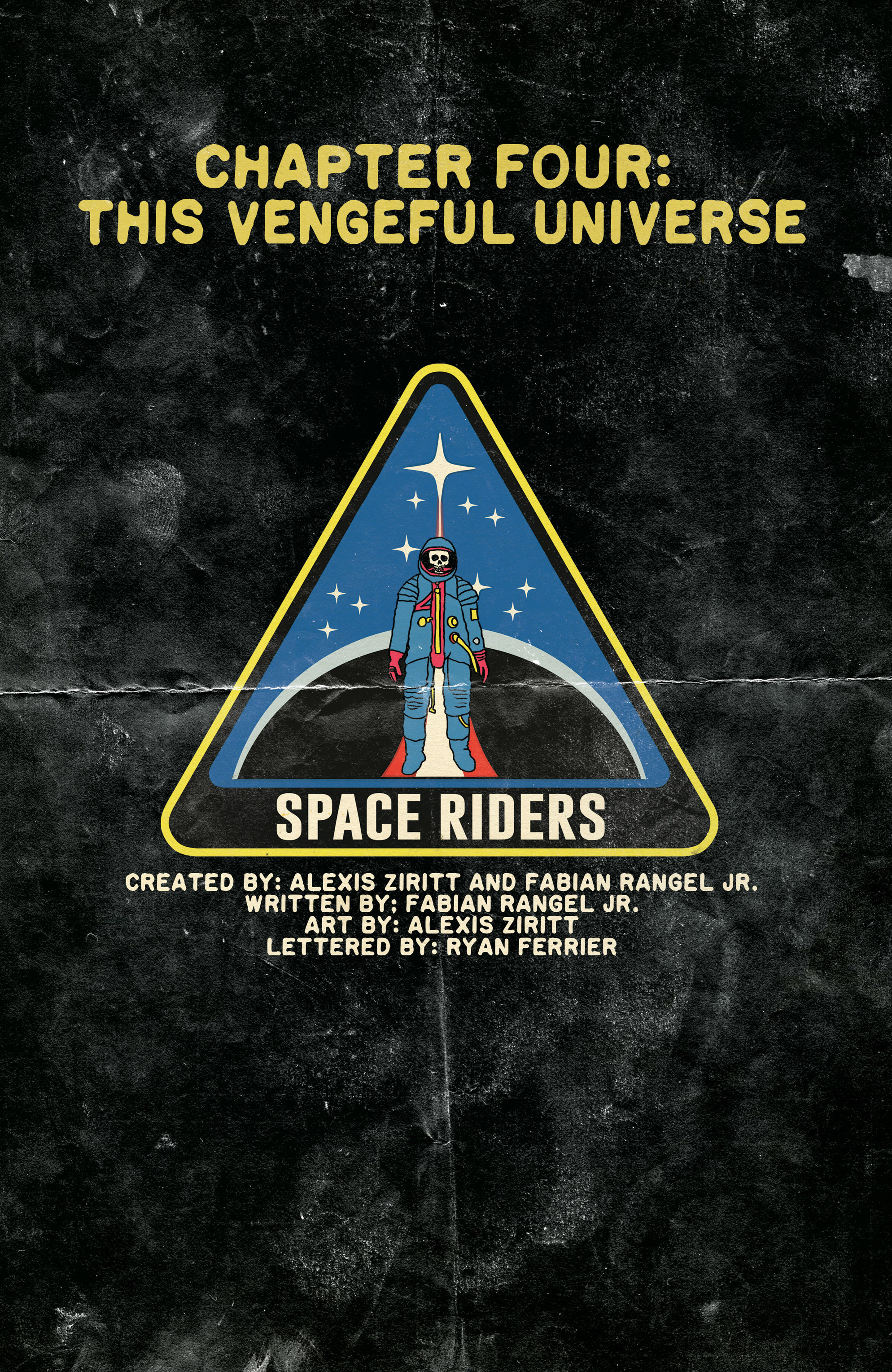 Read online Space Riders comic -  Issue #4 - 2