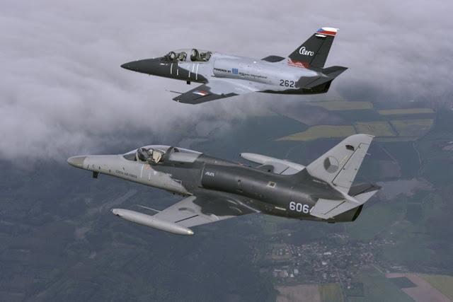 AERO Vodochody USAF OA-X program