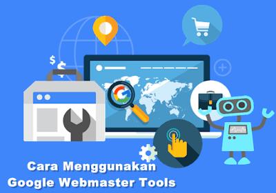 Cara Daftar dan Verifikasi Blog ke Google Webmaster Tools Versi Baru