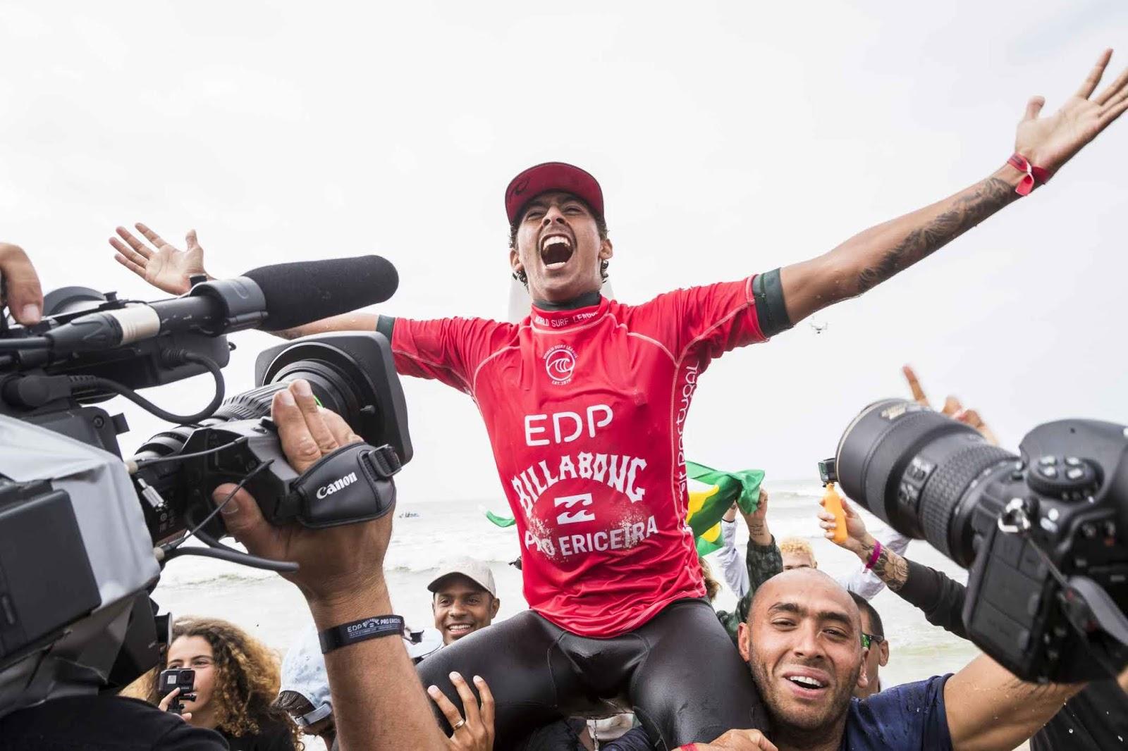 It s Samuel Pupo s Time to Shine EDP Billabong Pro Ericeira Final Highlights