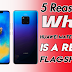 5 Reasons Why Huawei Mate 20 Pro Is A Real Flagship ! - Tech Affaire