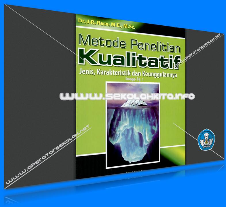 Ebook Pendidikan Gratis - METODE PENELITIAN KUALITATIF
