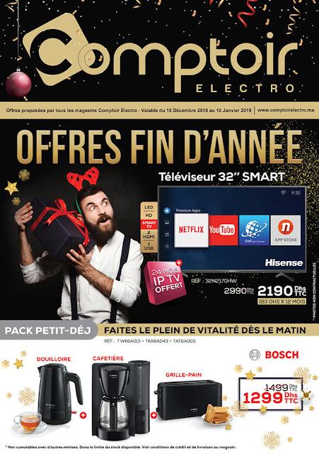 catalogue lecomptoir electro decembre janvier 2018-2019