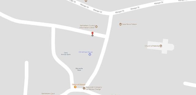 Manger Square-Bethlehem