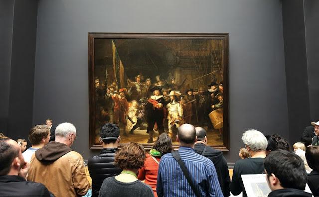 Informações sobre o Museu Histórico de Amsterdã