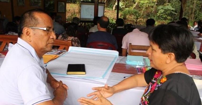 Reformulan Proyecto Educativo Local en Lamas